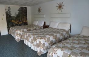 Mollyockett Motel - Rooms